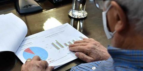 Prefeitura apresenta relatórios financeiros do 2º quadrimestre do ano