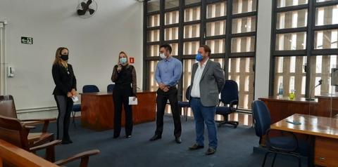 Sentenciadas participam de concurso pró-vida e jogo contra a violência doméstica