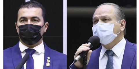 Conselho de Ética adia análises contra Luis Miranda e Ricardo Barros