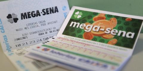 Mega-Sena sorteia nesta quinta-feira prêmio acumulado em R$ 21 milhões