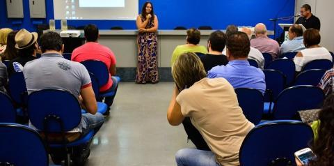 Secretaria estadual de Cultura fala de Economia Criativa para Araçatuba