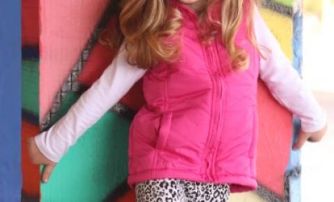 Roupas de inverno PINK por Mariah
