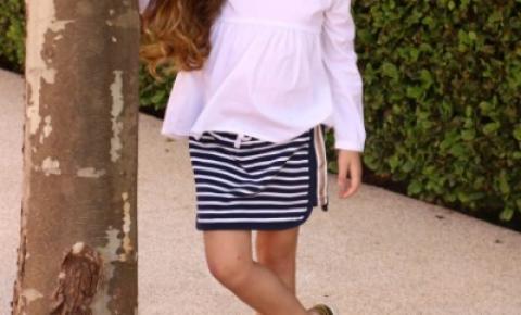 Looks despojados, confortáveis e estilosos para as meninas