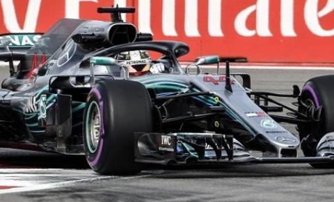 GP da Rússia: Com Hamilton à frente de Bottas, Mercedes domina segundo treino em Sochi