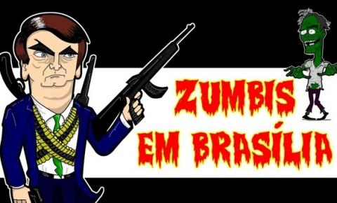 Zumbis em Brasília