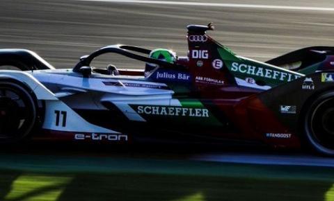 Lucas Di Grassi lidera a primeira simulação de corrida com o Gen2
