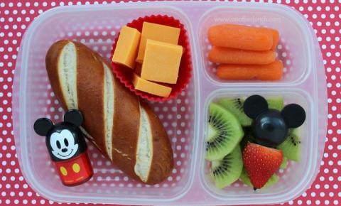 Dicas para uma lancheira mais nutritiva e saborosa para as crianças