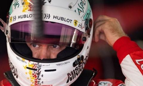 Jornal italiano diz que Vettel tem mais uma chance em 2019 ou está fora