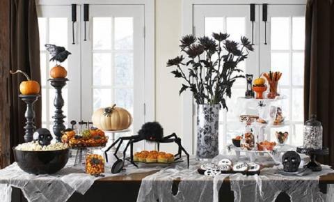 Confira algumas decorações inspiradoras para o Halloween