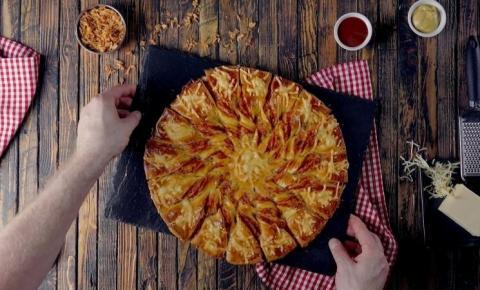 Torta de cachorro-quente: o aperitivo perfeito
