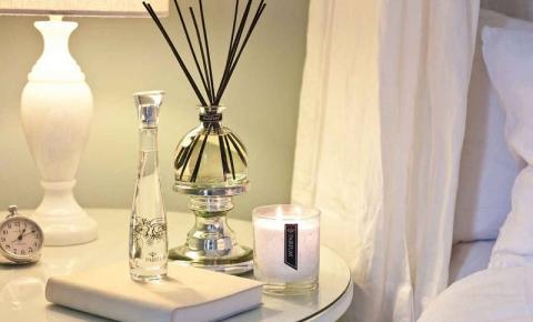 Aromatização para transmitir sensação de aconchego ao lar