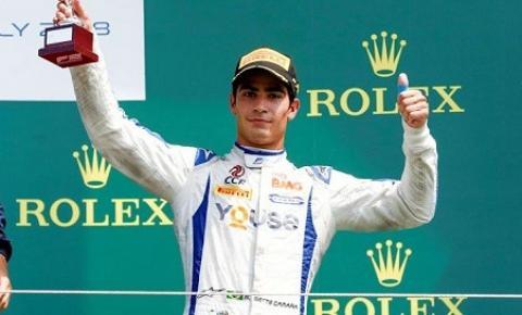 Sette Câmara será o primeiro brasileiro a testar uma McLaren na F1 desde Ricardo Zonta em 1998