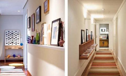 Como decorar e aproveitar melhor os corredores