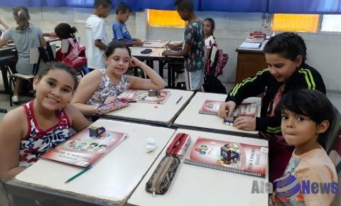 Alunos da EMEFI promoverão Feirinha do Empreendedor em Salmourão