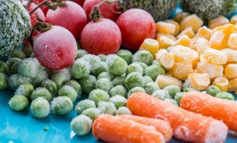 Como congelar legumes e verduras corretamente