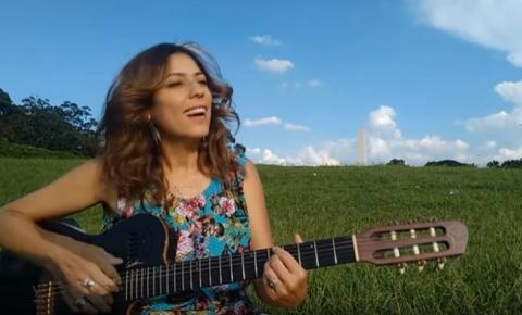 A cantora Quedma Borges