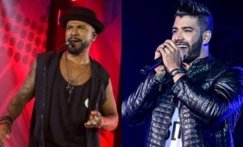 Alexandre Pires sobre briga com Gusttavo Lima: 'Falta de respeito'