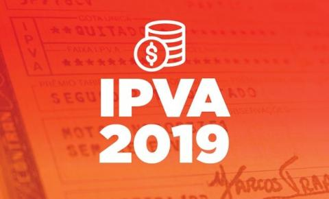 GUIA DO IPVA 2019: DATAS E VALORES
