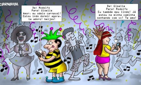 Folia de Carnaval