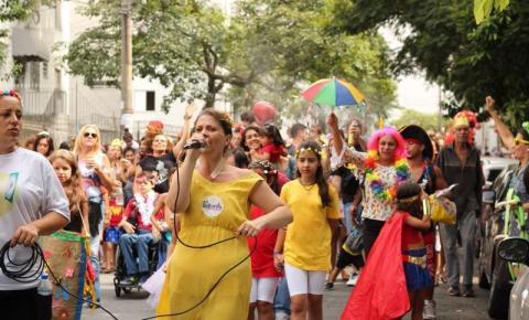 Carnaval Infantil 2019! Erêtantã Bloco de Brincar, leva sua alegria para o Butantã, zona oeste de São Paulo