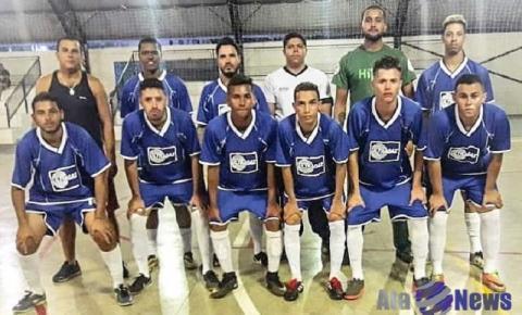 Futsal Gorni Gás de Salmourão encara a terceira partida pelo Campeonato de Férias de Inúbia Paulista