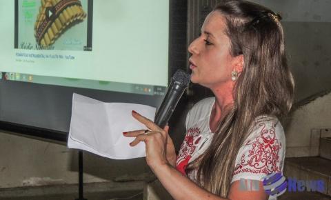Secretarias de Saúde e Educação de Salmourão promoveram ação de prevenção na EMEFI Stela Boer Maioli