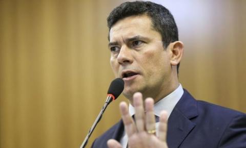 """""""Os policiais não podem ser tratados como homicidas'', diz Sérgio Moro"""