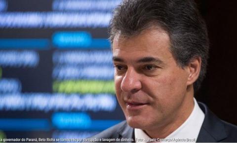 Becho Richa vira réu por corrupção e organização criminosa