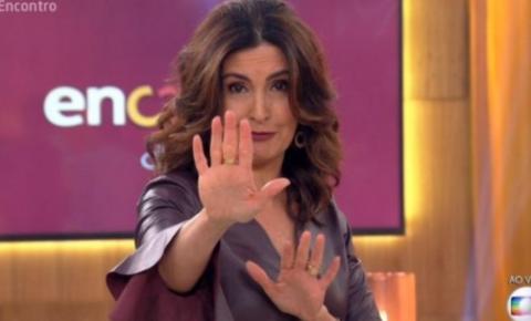 Globo vai acabar com 'Encontro com Fátima Bernardes'