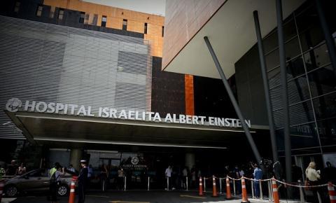 Bolsonaro deve deixar o hospital no início da tarde