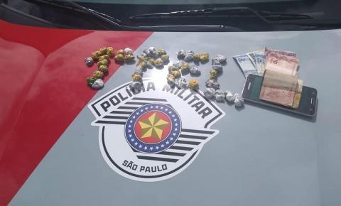 Tirocínio: Polícia Militar prende 02 indivíduos durante operação em Pacaembu/SP