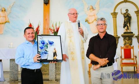 Feriado de aniversário de Salmourão traz realização de Missa Solene e Desfile Cívico