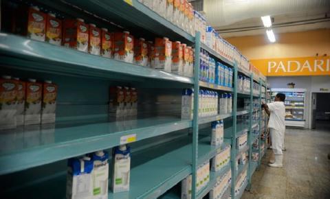 Faturamento do setor de alimentos aumentou 2,08% no ano passado