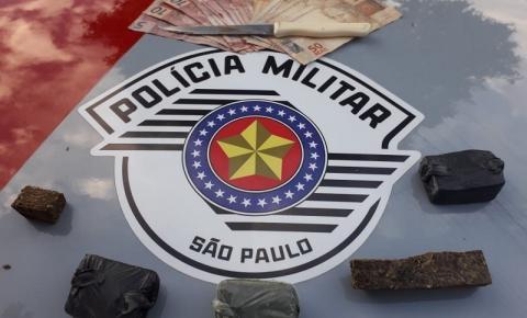 Após denúncia, polícia prende homem por tráfico em Adamantina