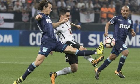 Timão enfrenta o Racing-ARG em sua estreia na Copa Sul-Americana 2019
