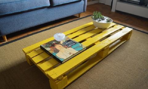 Como fazer uma mesa de centro de pallet