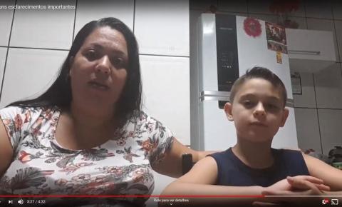 Menino de 9 anos tem canal de ciências excluído do YouTube