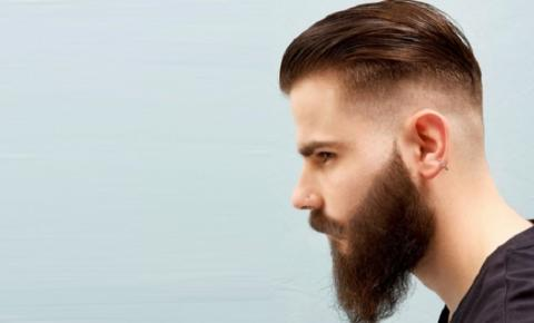 5 cortes de cabelo curto para homens de fios lisos