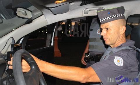 Polícia Militar de Salmourão realizou a operação Rodovias Mais Seguras