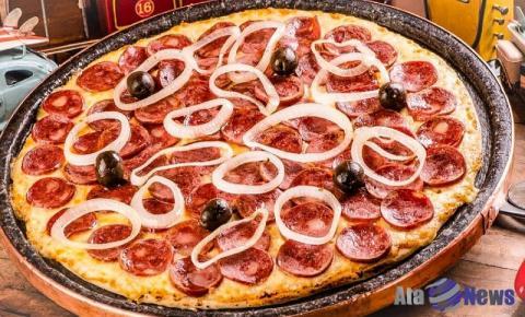 Paróquia São João Batista de Salmourão realiza promoção de venda de pizzas