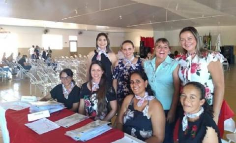 Secretaria de Saúde de Salmourão realiza sua primeira conferência municipal