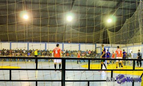 Secretaria de Esportes de Salmourão divulga as equipes e a tabela de jogos do Campeonato Municipal de Futsal 2019