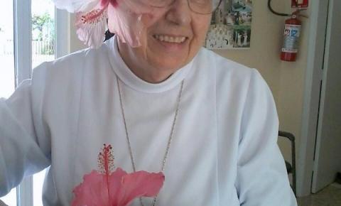 Missa pelos 6 meses de falecimento de Irmã Laurinda