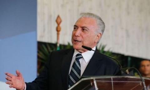 6ª Vara Criminal recebe denúncia contra ex-presidente Michel Temer