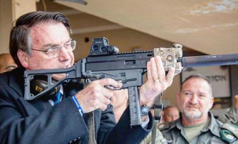 Decreto pode ampliar para milhões de pessoas o direito ao porte de armas