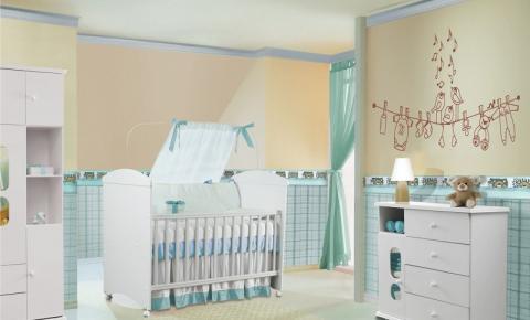 Cuidados ao montar o quarto do bebê
