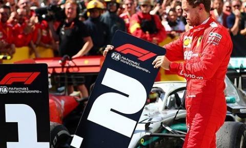 Ferrari exerce direito de revisão sobre a penalidade de Vettel no Canadá