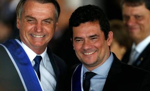 Moro pode lançar-se candidato junto a Bolsonaro em 2022? Entenda