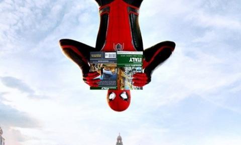 Homem-Aranha: Longe de Casa estreia quebrando recorde