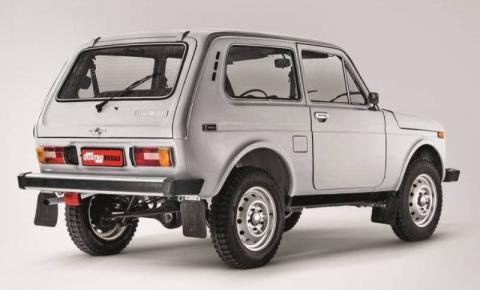 Lada Niva pode voltar ao Brasil (e ser produzido aqui)